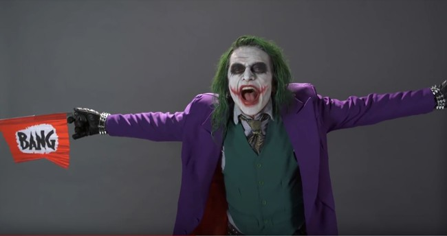 El Joker de Tommy Wiseau es el más perturbador de todos los tiempos