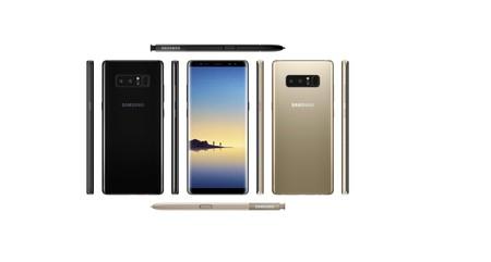 Samsung Galaxy Note 8: disponible a partir del 24 de agosto con una versión dual-SIM, según rumores