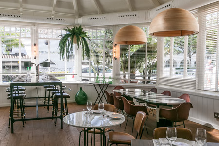 Así es Lobito de Mar, el nuevo restaurante de Dani García