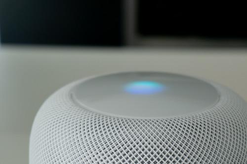Una patente describe lo que puede ser el HomePod del futuro: Face ID, gestos y más