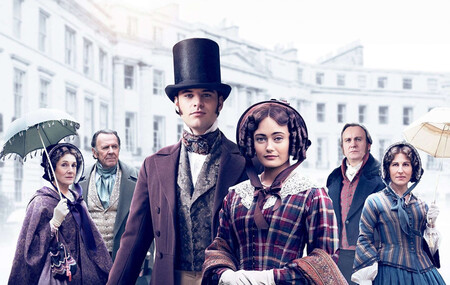 'Belgravia': una estilosa serie de época del creador de 'Downton Abbey' en Movistar+ que no logra enganchar con sus enredos