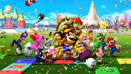Mario Party1