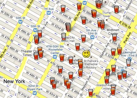 Buscando bares baratos por el mundo