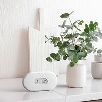 Airthings View Plus: este dispositivo se conecta al Wi-Fi de casa y mide la calidad del aire que respiramos