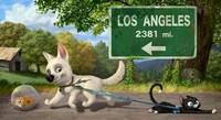 'Bolt': animación de Disney sin Pixar, tráiler y póster