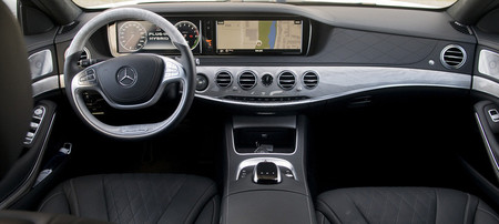 Mercedes-Benz S 500 Plug-in Hybrid, toma de contacto