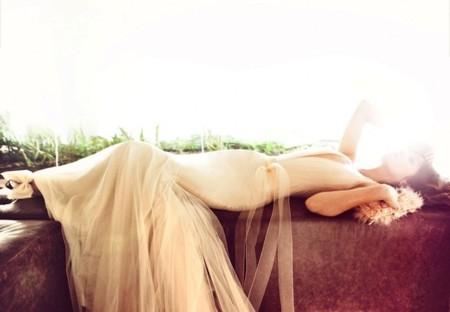 Si algún día me visto de novia quiero hacerlo con un modelo de Zahavit Tshuba