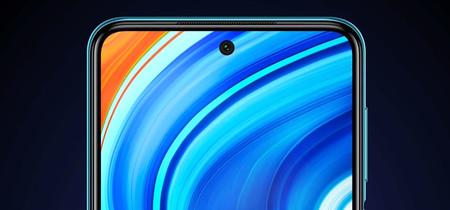 Redmi Note 9 Pro Max Frontal