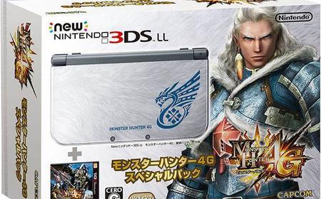 New Nintendo 3DS y Monster Hunter 4G arrasan en sus primeros días a la venta en Japón