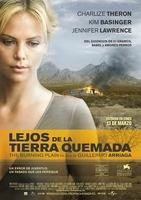 'Lejos de la tierra quemada', trailer y póster del debut de Guillermo Arriaga