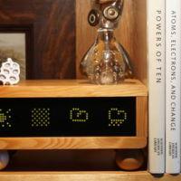 Puedes crear este precioso sistema de previsión del tiempo con tu Raspberry Pi