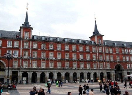 La Casa de la Carnicería de la Plaza Mayor de Madrid se convertirá en un hotel de lujo