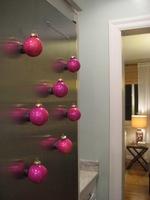 Unos imanes de nevera muy navideños