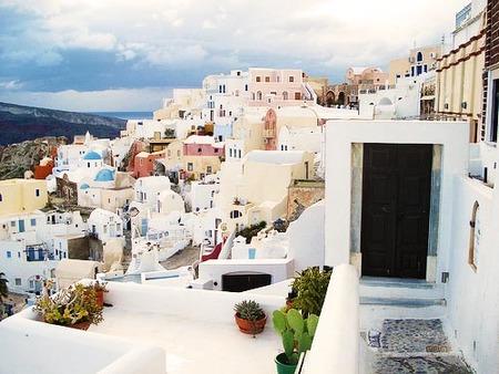 Santorini (Grecia), el atardecer más bello de Europa (I)
