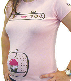 Camiseta Bun in the Oven