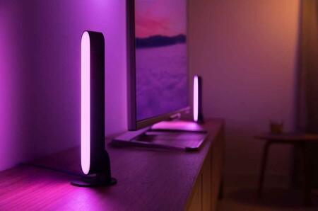 Los Días sin IVA de El Corte Inglés dejan las barras de luces Philips Hue Play por 107,39 euros y la tira LED desde 148,74 euros