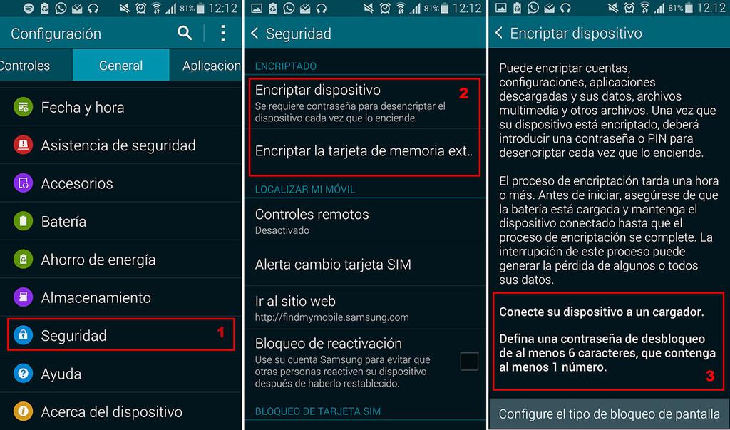Androidcifrado