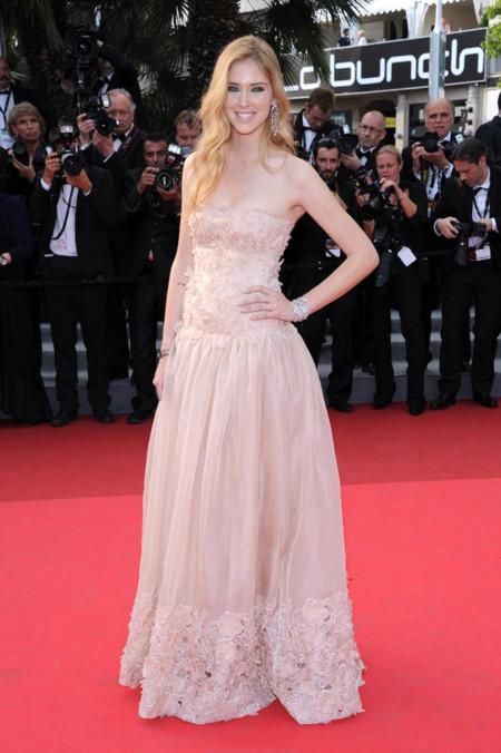 Chiara Ferragni Festival Cannes 2013