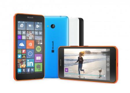 Microsoft Lumia 640 y Lumia 640 XL
