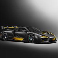 Por si el McLaren Senna no daba suficiente miedo, aquí tienes el MSO Carbon Theme