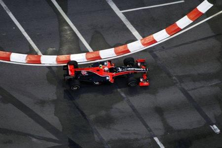 Si Marussia lo aprueba, Jérome d'Amborsio pilotará para Virgin Racing