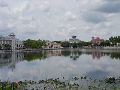 Ésta es la primera ciudad fundada por The Walt Disney Company