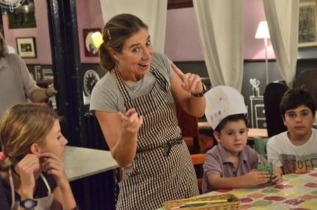 La firma de moda Bóboli anima a los niños a practicar en la cocina con Ada Parellada