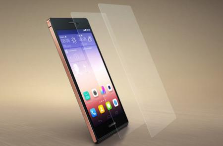 A Huawei también le gusta el zafiro: habrá edición limitada del Ascend P7 en China