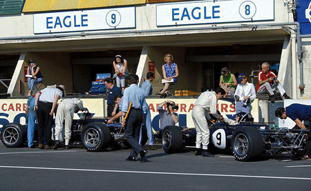 Eagle Box Le Mans 1967