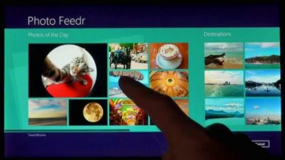 Primeras impresiones con Windows 8