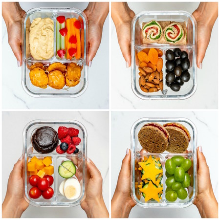 Ideas Lunch Saludables Regreso A Clases