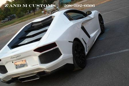Réplica Lamborghini Aventador