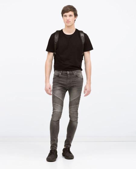 20150814 Zara Jeans