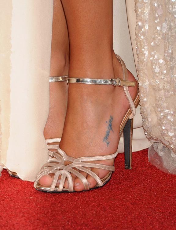 Sandalias Lea Michele Globos de Oro
