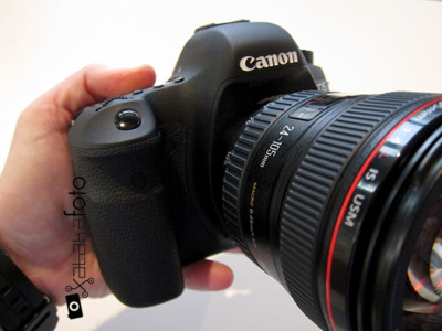 Canon EOS 6D, primeras impresiones