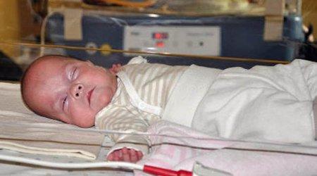 El bebé más prematuro del mundo ha salido adelante