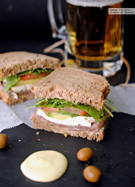 Nuestra selección de sándwiches frescos y saludables para este verano
