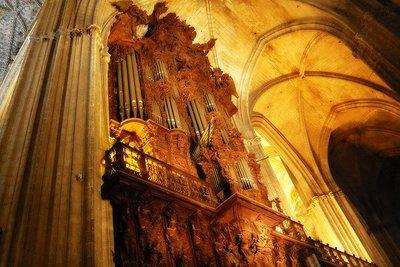 Tour virtual por la Catedral de Sevilla