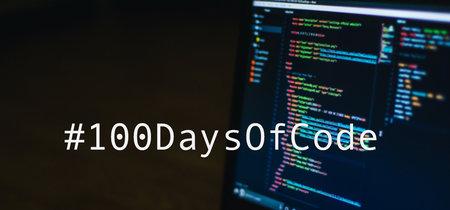 Un reto que sí vale la pena, haz de la programación un hábito y únete a la comunidad de #100DaysOfCode