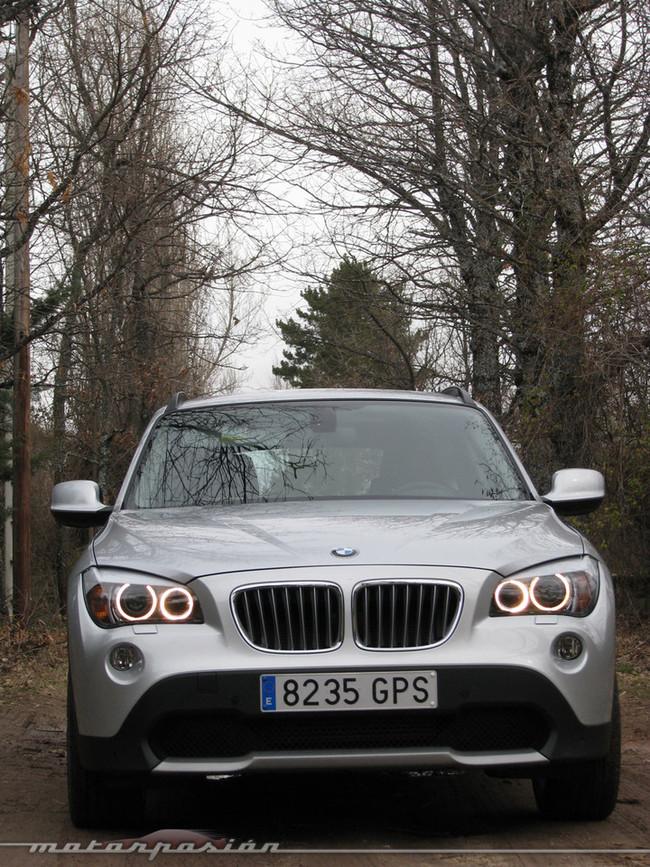 Foto de BMW X1 xDrive23d (prueba) (1/34)