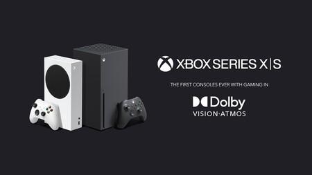 La compatibilidad con Dolby Vision llega a las Xbox Series X S con la última actualización de firmware