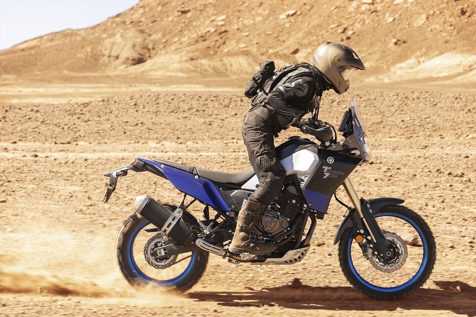 Foto de Yamaha XTZ700 Ténéré 2019 (7/39)