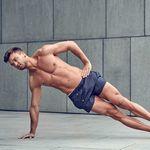 Tres ejercicios isométricos y variantes de las planks para trabajar tu abdomen desde casa