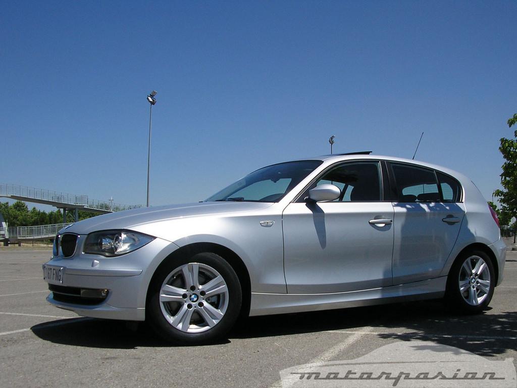 Foto de BMW 120i (1/28)