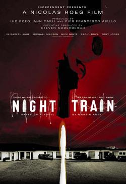 Nicolas Roeg adaptará 'Tren nocturno', de Martin Amis, con Soderbergh en la producción