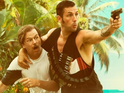 'The Do-Over', de las menos malas de Adam Sandler