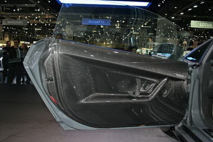 Lamborghini Gallardo Superleggera en el Salón de Ginebra