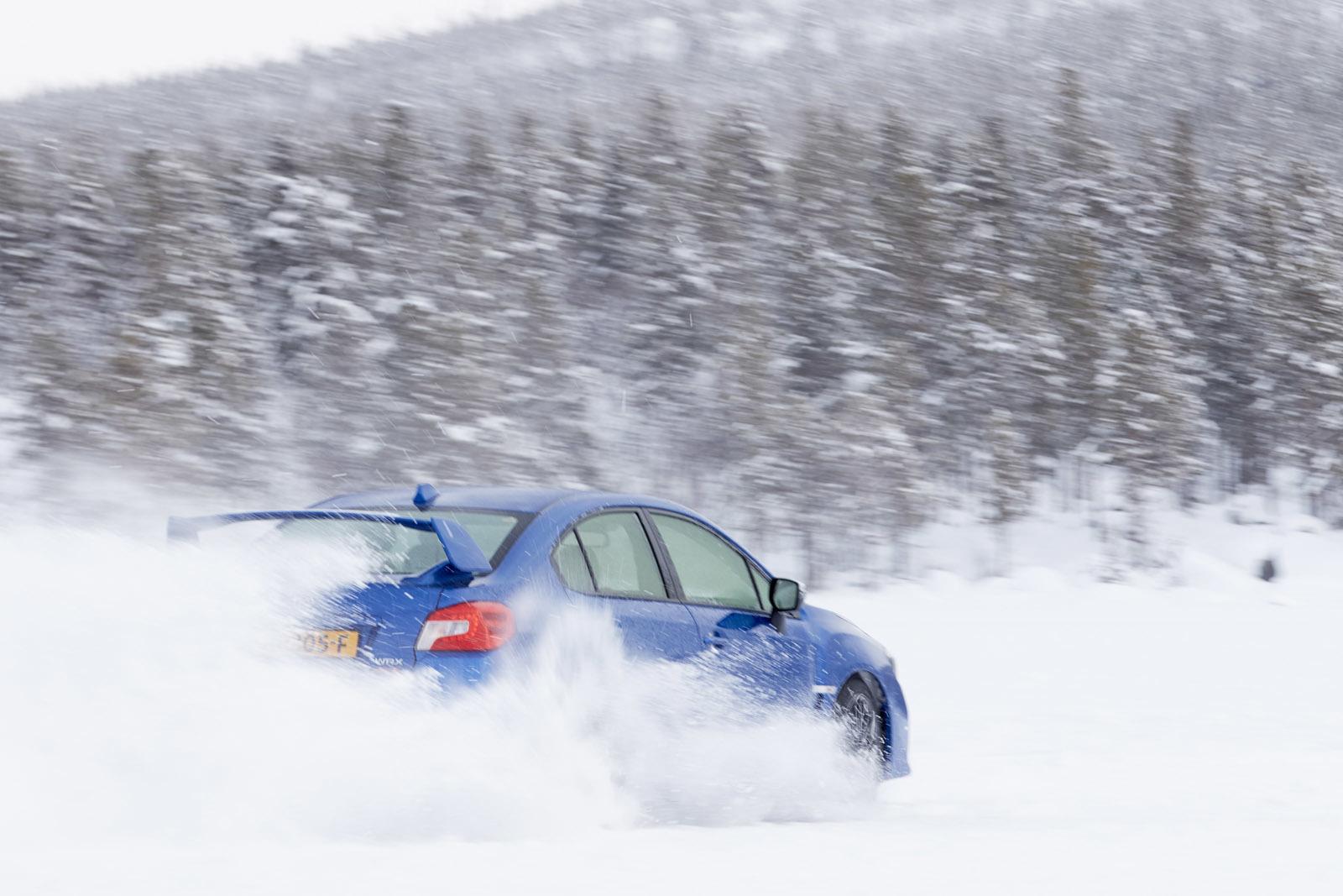 Foto de Subaru Snow Drive 2016 (110/137)