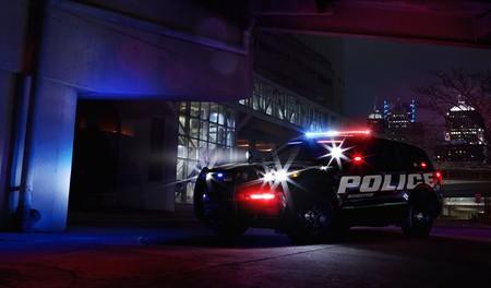Ford Explorer hybrid se convierte en el auto de policía más veloz de EE. UU.