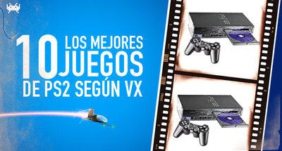 Los diez mejores juegos de PlayStation 2 según VidaExtra